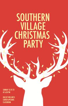 Creative Christmas Poster Design Ideas & Examples – Daily Design Inspiration Get inspired by poster examples to create the perfect creative Christmas poster! And make sure everyone knows about your Christmas or Holiday event.