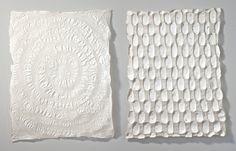 Bifoliate #2 - handmade paper