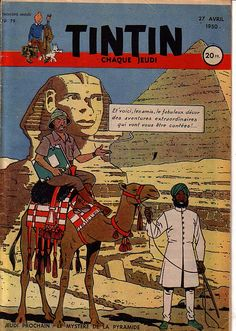 Jeudi prochain: le mystère de la pyramide