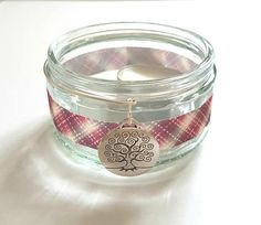 Hey, I found this really awesome Etsy listing at https://www.etsy.com/uk/listing/534321988/pink-tartan-and-tree-tealight-candle