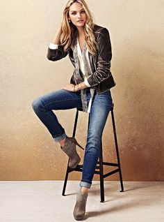Velvet Jacket and velvet tops- Victoria's Secret