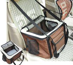 Folding Pet Carrier Car Travel Bag | COOLSHITiBUY.COM