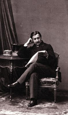 Prince Joseph Napoleon Bonaparte, ca 1860
