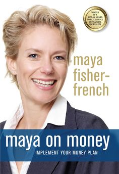 Maya on money - Practical advice on how to implement a money plan.The advice in this book is drawn from years of questions that people of all walks of life have asked Maya.