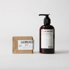 Body Lotion & Wildrose Soap