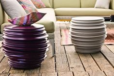 Progettata da Harry & Camila, Babylon è la prima collezione di vasi da giardino di Dedon, presentata in occasione della Milano Design Week 2012.