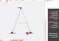 Type Anatomy, Logo Design, Graphic Design, Diagram, Chart, Logos, Logo, Visual Communication