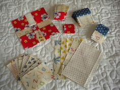 A Quilting Life: American Patchwork & Quilting Quilt Along: Piecing the Blocks