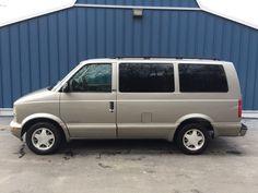 2002 Chevrolet Astro LS Standard Passenger Van 3-Door | eBay Motors, Cars & Trucks, Chevrolet | eBay!
