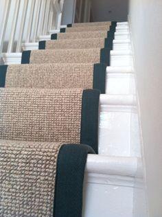 Hallway Table Decor, Stair Decor, Hallway Decorating, Staircase Design Modern, Stairway Carpet, Victorian Terrace Interior, Stair Runner Installation, Victorian Hallway, Hallway Colours