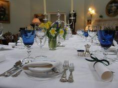 Dining at Gordon Castle