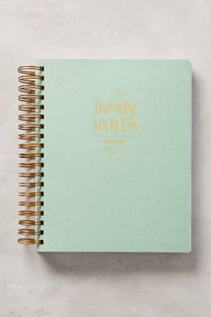 Wise Words Planner by 1Canoe2 #anthrofave