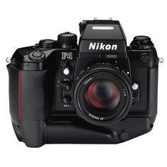 Photo: Nikon F4S