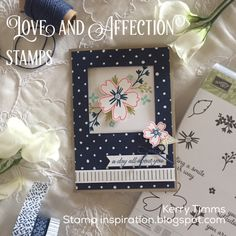 Hello Annual Catalogue 2016 Blog Hop using the Love and Affections stamps handmade by Kerry Timms.  Visit my blog for ideas, inspiration, online shopping for all your crafting products and details of how you can grab 2 FREE STAMPS SETS during June 2016!