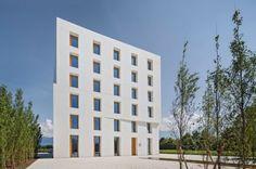 2226 office bldg in Lustenau by be baumschlager eberle