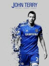 Cpt #26 John Terry, leader, legend, Hero ⭐⚽