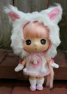 DollyPanic!: Ddung dolls So cute, had to save it to the list ^_^