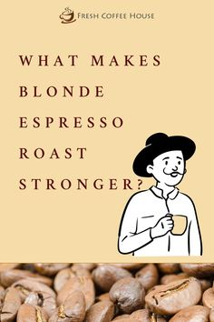 Let's compare some of the most popular coffee drinks to see how strong blonde espresso really is. I'll just pull the amount of caffeine from some of the most popular coffee brands in the country to show you the difference. If you want to get deeper into the subject, you'll be interceded to find out how blonde roast stacks up against other coffee. #coffee #coffeeblog #espresso #blonderoast #blondecoffee Coffee Talk, Coffee Break, Coffee Coffee, Coffee Container, Coffee Facts, Coffee Blog, Coffee Branding, Fresh Coffee, Coffee Roasting