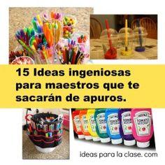 Ideas Para la Clase | Portafolio de experiencias en la clase de español para Middle School.