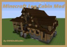 http://www.planetminecraft.com/mod/log-cabin-mod-v10/