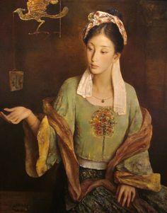 by Tang Wei Min (b1971, Anyang, Hunan, China)