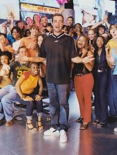 TRL. When MTV played music videos.
