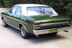 Ford Fairmont XY GS Sedan