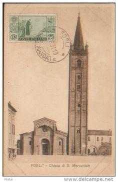 Italian Vintage Photographs ~ FORLI 1931