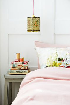 eclectic bedroom / s