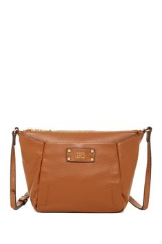 Hila Leather Crossbody Bag by Vince Camuto on @nordstrom_rack