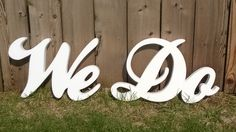 Styrofoam Letters For Wedding Display Art Diy Glitter Party