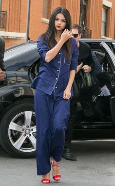 Selena Gomez Goes Shopping in Pajamas and Still Looks Glamorous as Ever | E! News