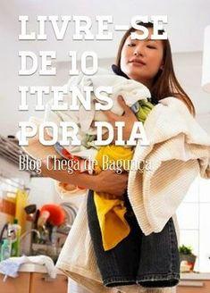 30 ideias para organizar a casa Mais