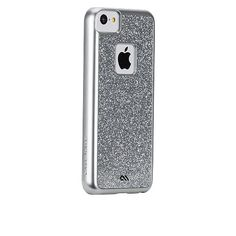 Need a case that shines as bright as your personality? Case-Mate's Glimmer Case ($35) in silver or pink, with a glitter inlay within its flexible plastic shell, is a good fit for you.