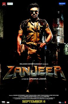 #Zanjeer #FirstLook