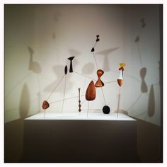 Permanent Calder exhibit at the National Gallery of Art in Washington, DC.