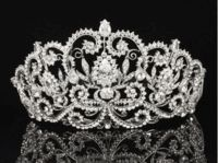 Her Highness Tiara - Silver or Gold