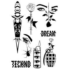 Line Art Tattoos, Tattoo Flash Art, Rose Tattoos, Body Art Tattoos, Small Tattoos, Tattoo Dotwork, Desenho Tattoo, Tatuajes Tattoos, Tattoo Sketches