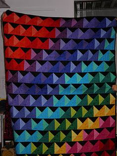 88 Best 3D quilts images in 2019 | Bedspreads, Projects to