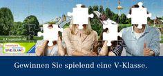 """Jetzt bewerben & """"Family of the Year"""" werden. Der Preis ist eine neue Mercedes-Benz V-Klasse. Alle Infos auf www.swmb.de"""