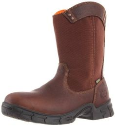 Timberland Men's Excave Wellington Waterproof Soft Toe Boots,Brown Leather,10.5 W US Timberland. $65.00