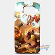 Pokemon Charmander Samsung Galaxy S8 Case | casefantasy