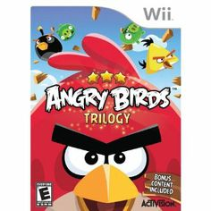 Amazon.com: Angry Birds Trilogy - Nintendo Wii: Video Games