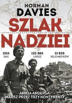 """Norman Davies - """"Szlak Nadziei"""" - 8/10 Link do opinii: http://lubimyczytac.pl/ksiazka/268330/szlak-nadziei/opinia/28701330#opinia28701330"""