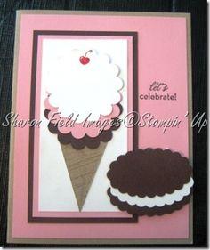 How to Make an Ice Cream Cone…  http://createdbyu.blogspot.com/
