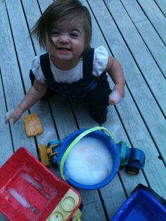toddler activities car wash