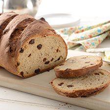 12-Grain Raisin Sourdough