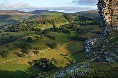 Llangollen castle; Castell Dinas Bran