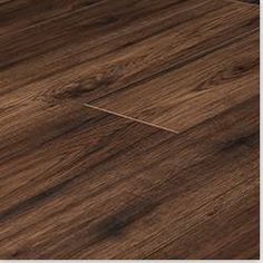 Valley Hickory 12mm laminate flooring from Build Direct