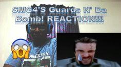 SMG4'S Guards N' Da Bomb! REACTION!!!